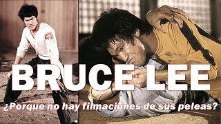 Bruce Lee y sus peleas reales ¿peleas callejeras, competición o peleas de mma, amm?