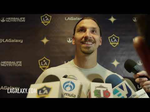 16dcbc028a5 Zlatan Ibrahimovic reacts to the LA Galaxy's defeat to NYCFC: