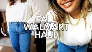 FALL WALMART HAUL - 2020 PLUS SIZE FALL FASHION