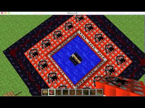 human launchers human cannons funnn minecraft project