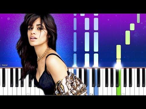 Camila Cabello - Shameless (Piano Tutorial)