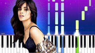 Camila Cabello   Shameless (Piano Tutorial)