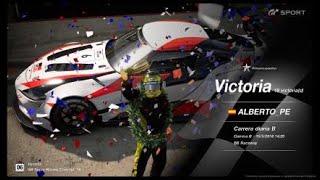 🚩Gran Turismo SPORT Online🚩 Road to Trophy, Record de victorias, 18 Victorias, C.B. Toyota GR Supra