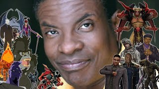 "The Many Voices of ""Keith David"" In Animation & Video Games"