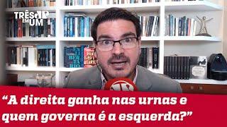 Constantino: Quem falou em privatizar o SUS foi apenas a extrema esquerda