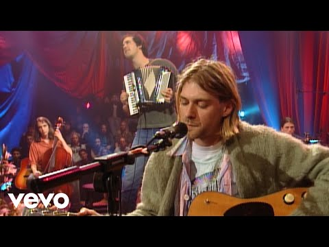 Nirvana - Jesus Doesn't Want Me For A Sunbeam (Live On MTV Unplugged, 1993 / Unedited)