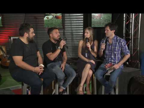 Guitarreros video Entrevista CM Folklore - Noviembre 2016