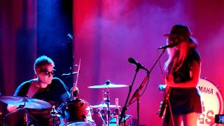 The Ting Tings - Give It Back - (Vancouver - Mar 27/12)