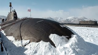 Russia Military Building, Preparing for WW3 The Arctic , Towers Over US, 40 to 1 Ratio
