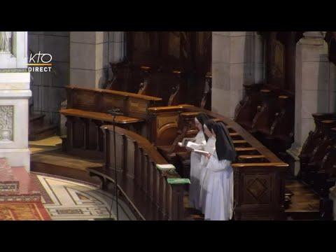Prière du Milieu du jour du 3 août 2021 des Bénédictines du Sacré-Coeur de Montmartre