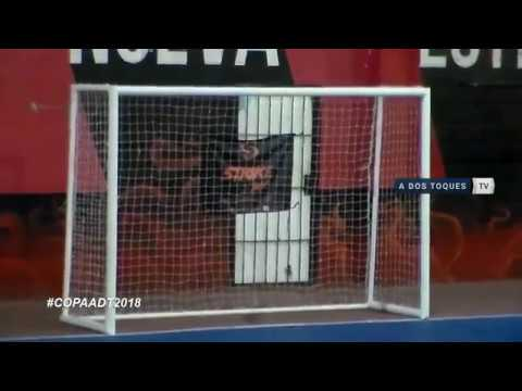 #CopaADT2018 - Estrella de Boedo vs Libertadores de San Cristobal - #GrupoD