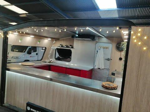 Food Truck de Catering Recio's Show Cooking Málaga