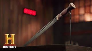 Forged in Fire: The Scottish Dirk Challenge (Season 5, Episode 10) | History