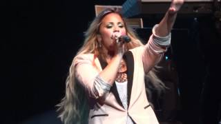 "Demi Lovato - ""Give Your Heart a Break"" and ""Unbroken"" (Live in Del Mar 6-12-12)"