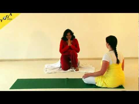 Video Small Yoga Practice for Women Healthy Hormones - Satyananda Style