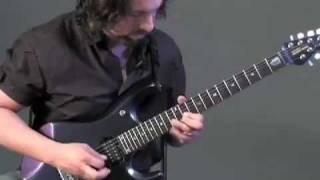 John Petrucci Under a Glass Moon Solo