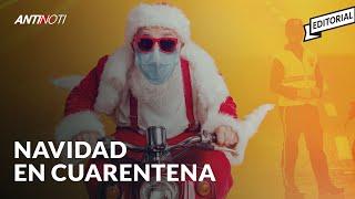 Habrá Toque De Queda En Navidad | Editorial Antinoti