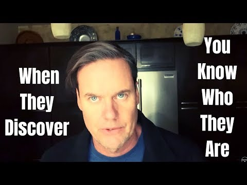 Once The NARCISSIST Discovers You know Who They Are (Psychology Of Covert Narcissism)