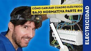 CÓMO CABLEAR CUADRO ELÉCTRICO | REFORMA ELECTRICIDAD PARTE #4