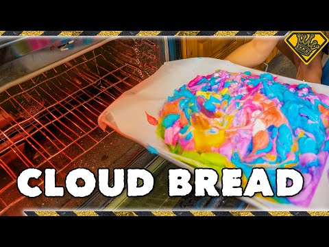 Is This The Biggest Cloud Bread Ever Baked?