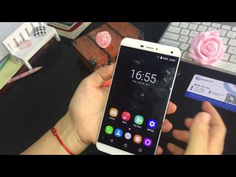 OUKITEL U11 PLUS Smartphone out of box