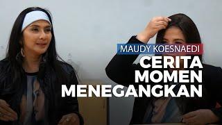 Momen Paling Menegangkan Maudy Koesnaedi Selama Main Film Si Doel