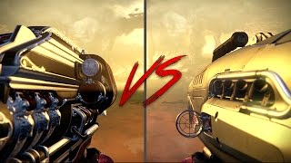 Destiny in Depth - Gjallarhorn vs Dragon's Breath: Damage Comparison (Surprise SURPRISE!)