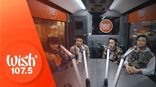 """ALLMO$T performs """"Bagay Tayo"""" LIVE on Wish 107.5 Bus"""