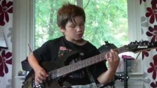 Children Of Bodom - We're Not Gonna Fall Guitar cover