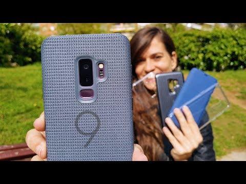 MEJOR FUNDA GALAXY S9!! Samsung Carcasas y Covers