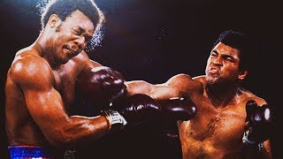 Muhammad Ali vs George Foreman - Highlights (Rumble in the Jungle)