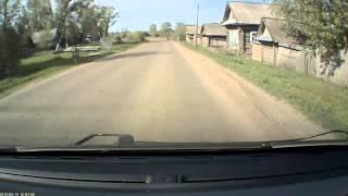 Трасса Р169. Скрябино - Медведок - Аркуль. Май 2012, ч. 2