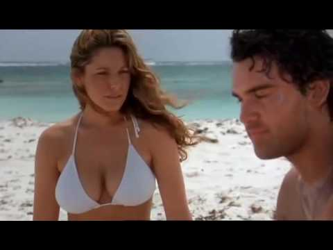 Лучший фильм про море и остров. Келли Брук, Билли Зейн. Трое на острове