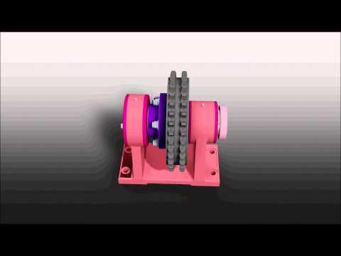 Schulprojekt Elastische Kupplung - Funktion