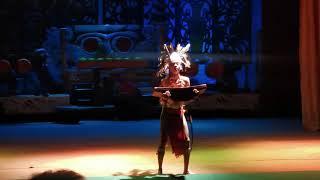 Cultural Show At Sarawak Cultural Village Theatre