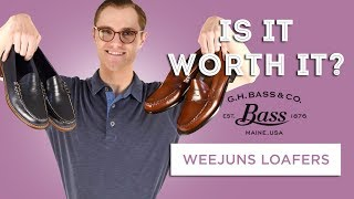 "G.H. Bass ""Weejuns"" Loafers: Is It Worth It? - Trad Penny Loafer Review"