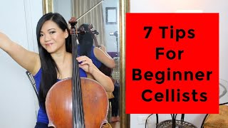 7 Tips for Beginner Cellists | How to Play the Cello Basics