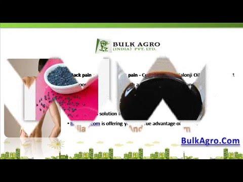 Video Advantages And Medicinal Benefits Nigella Sativa Seeds Oil