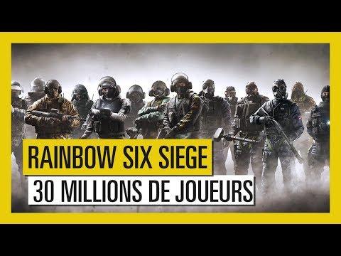 Rainbow Six Siege fête ses 30 millions de joueurs de Tom Clancy's Rainbow Six : Siege