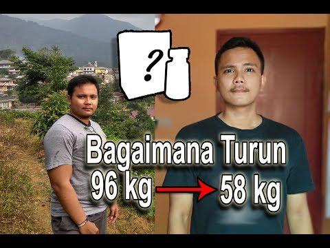 Alim Lukyan bagaimana saya kehilangan 55 kg