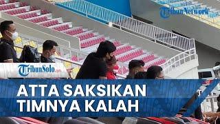 PSG Pati Digulung PSCS Cilacap, Atta Halilintar: Pengalaman Penting & Mental yang Jadi Koreksi