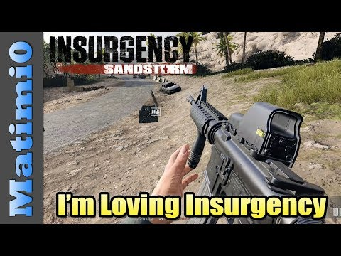 Why You Should Try  Insurgency Sandstorm