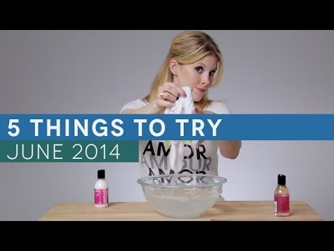 5 Things to Try this June 2014