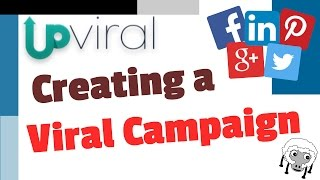 Upviral Review - Creating a Viral Marketing Campaign OMG! - Upviral Bonus