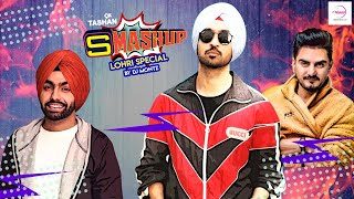 9X TASHAN SMASHUP | LOHRI SPECIAL | DJ MONTZ | Latest Punjabi Songs 2021 | Speed Records