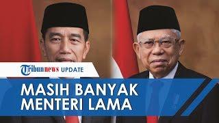 Bocoran Jokowi terkait Menteri Jelang Pelantikan, Jumlah Menteri Lama yang Jabat Lagi Dibeberkan