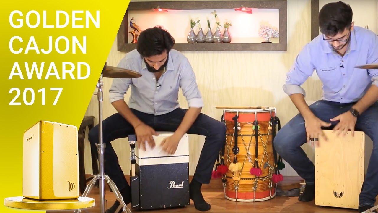 Cajon Improvisation & Synchronization