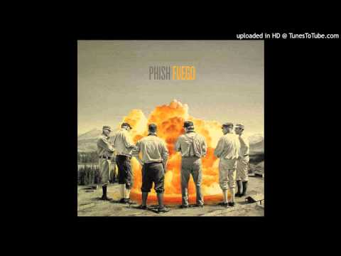 Phish - Halfway To The Moon