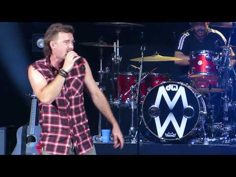 "Morgan Wallen ""Up Down"" Live @ The Hard Rock Hotel and Casino"