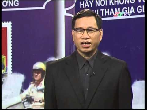 Lãnh đạo HTV xin lỗi về việc MC lỡ lời trong chương trình ATGT...